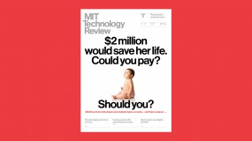 Image of Novmeber/December 2018 Mit Technology Review