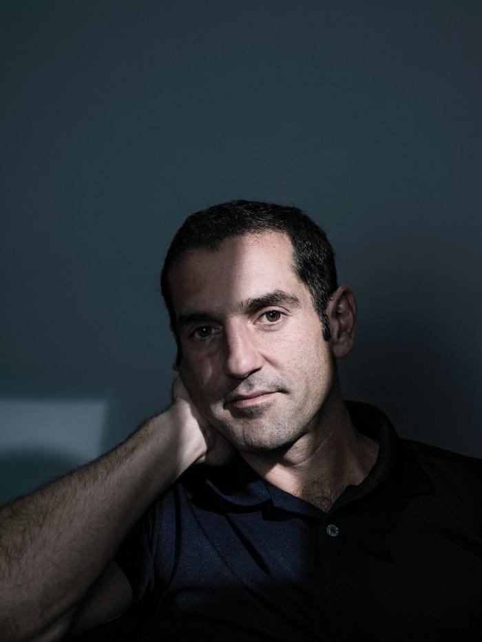 Photo of profile subject Othman Laraki