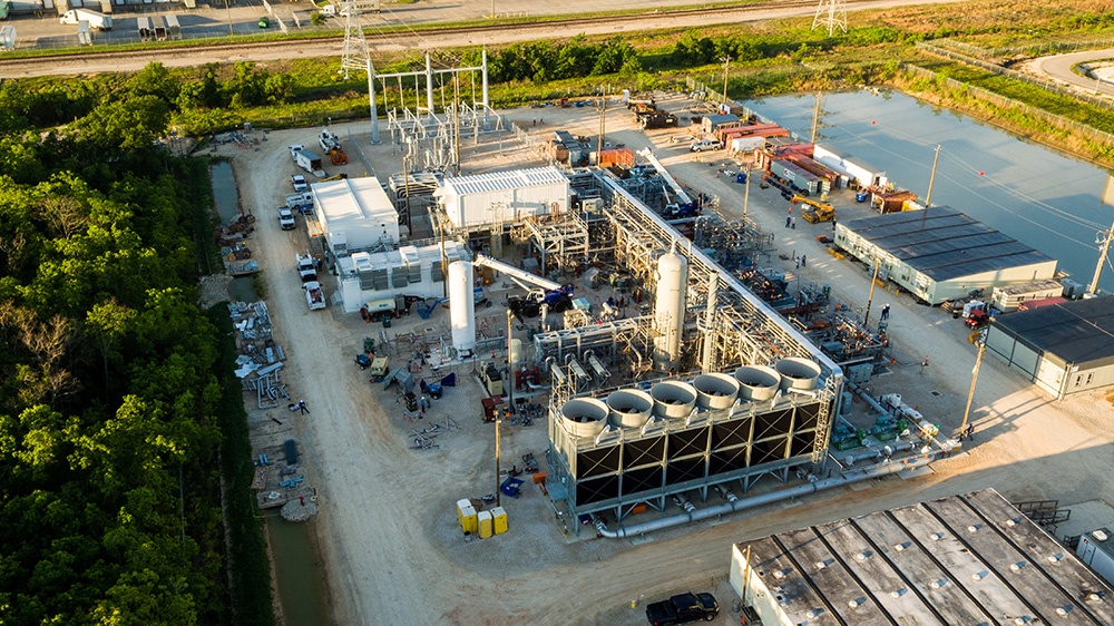 A game-changing carbon-capture power plant just passed its first big test