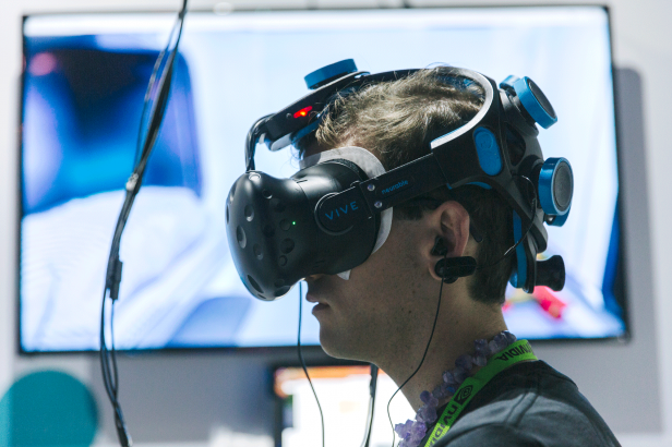 Mind-Controlled VR Game Really Works - MIT Technology Review