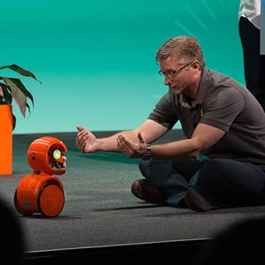 Startup Brain Corporation Offers a Way to Train Robots by Demonstration, Not Coding