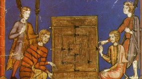 An image from Libro de los Juegos