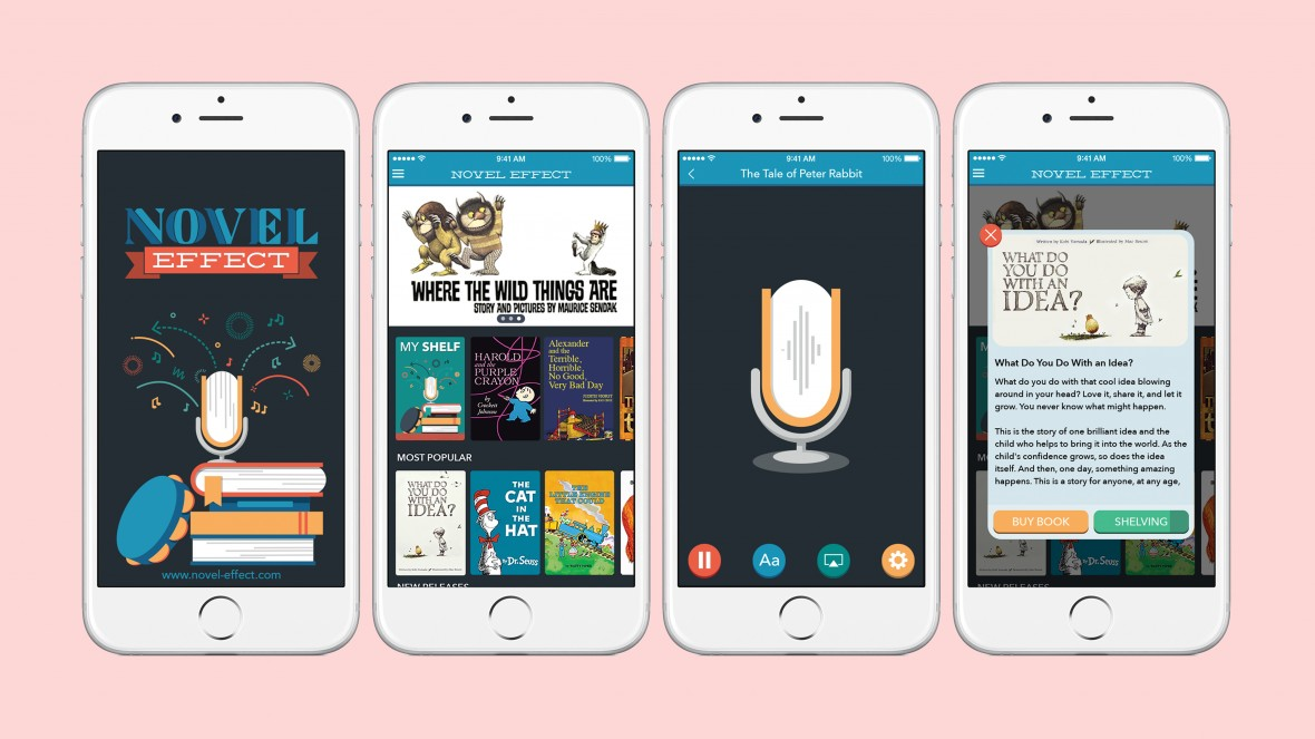 this app may be the future of bedtime stories mit technology review