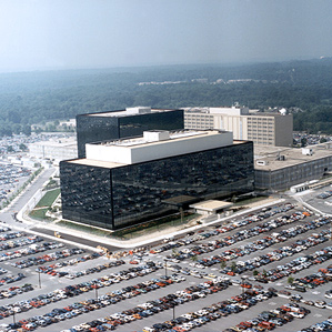 NSA Maryland headquarters