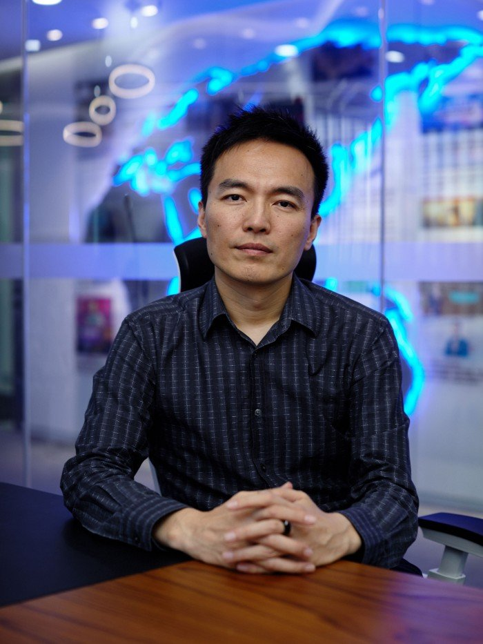 Squirrel AI Founder Derek Haoyang Li