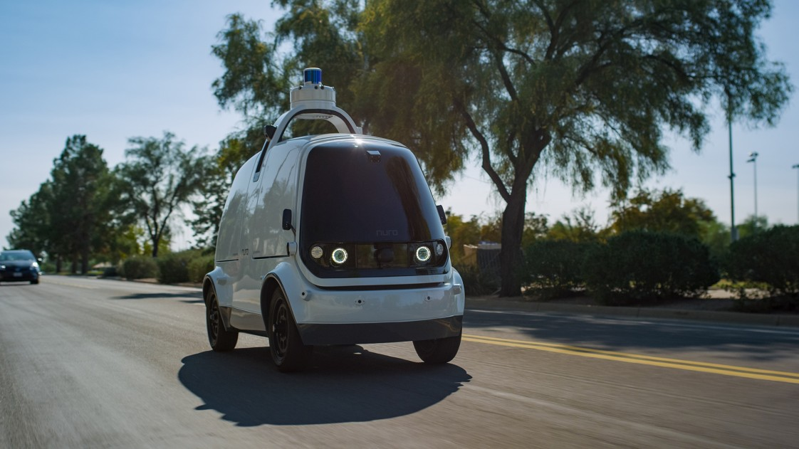 US grocery giant Kroger has started making autonomous deliveries