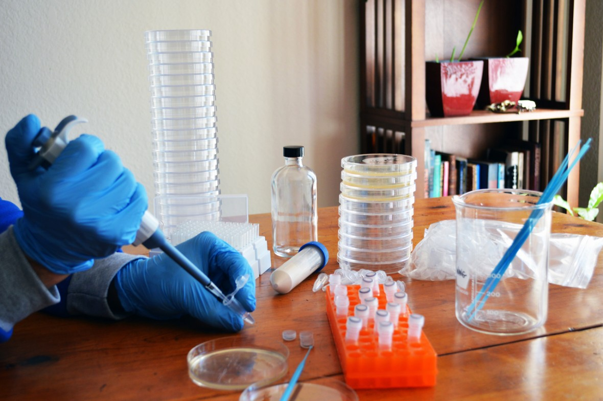 Biohackers Disregard Fda Warning On Diy Gene Therapy Mit