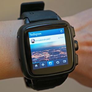 Omate's TrueSmart watch
