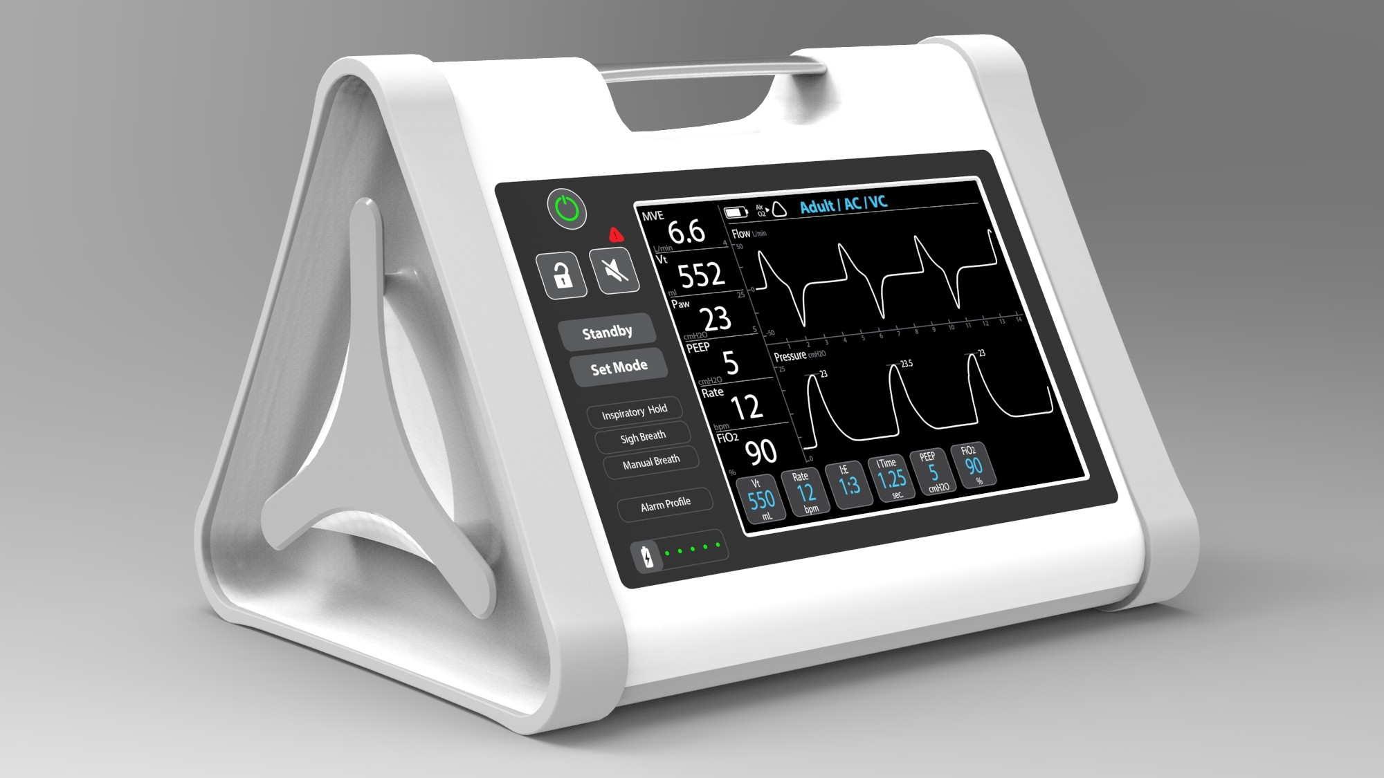 We need more ventilators. Here's what it will take to get them.