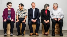 Image of seniors from Longevity explorers