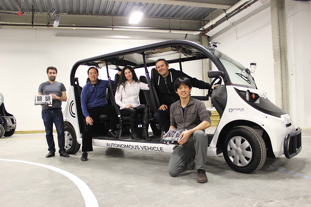Autonomous Vehicles: Are You Ready for the New Ride? - MIT ...