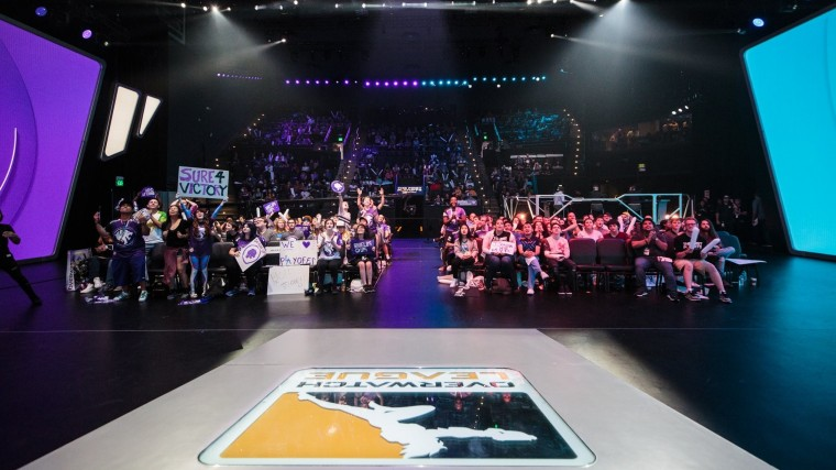 Overwatch League competition