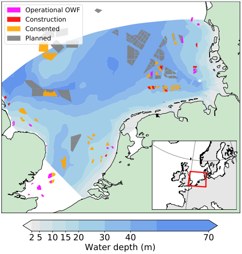 First Evidence That Offshore Wind Farms Are Changing the Oceans