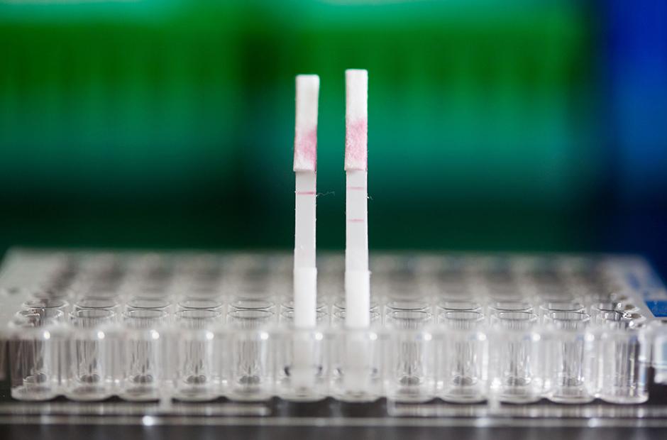 paper diagnostic for cancer