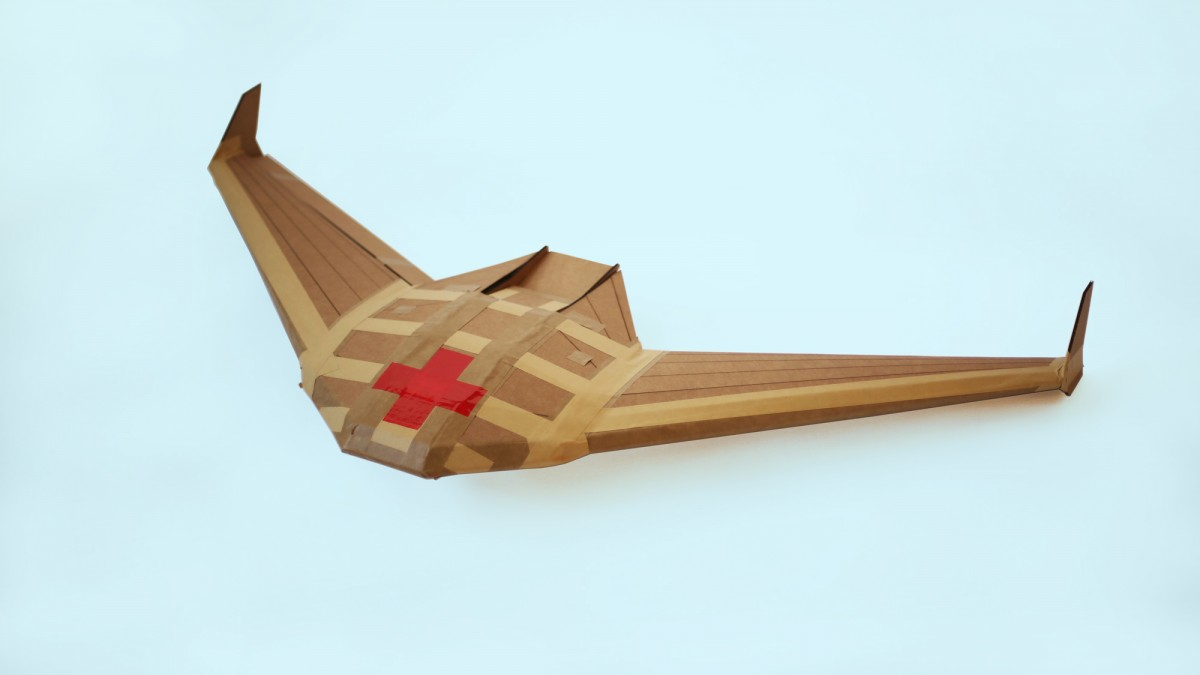model plane supplies with These Paper Drones Are Built For One Way Missions on Cardboard Drone Oneway Mission moreover Watch additionally Searchandrescue besides Balloon Car Racer furthermore Southwest B 737 Model Airplane.