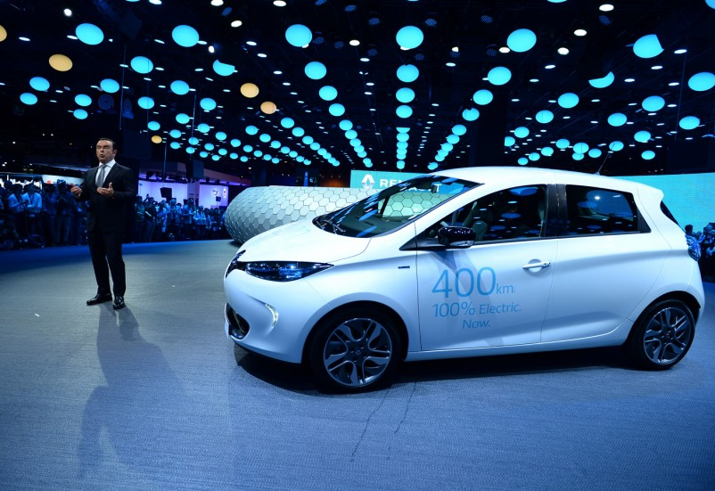 The Paris Motor Show Confirms It The Future Is Electric
