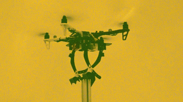 Drones that perch like birds could go on much longer flights