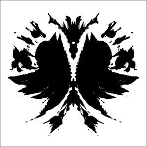 bird Rorschach
