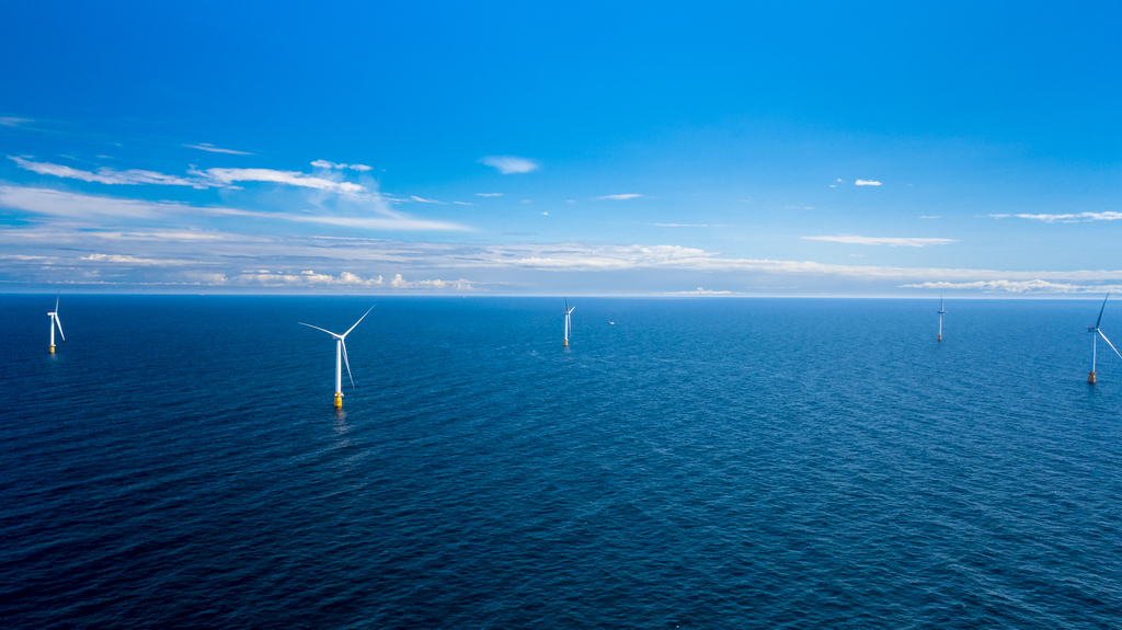 The World S First Floating Wind Farm Is Now Producing