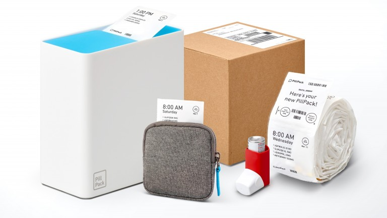 Pillpack's products