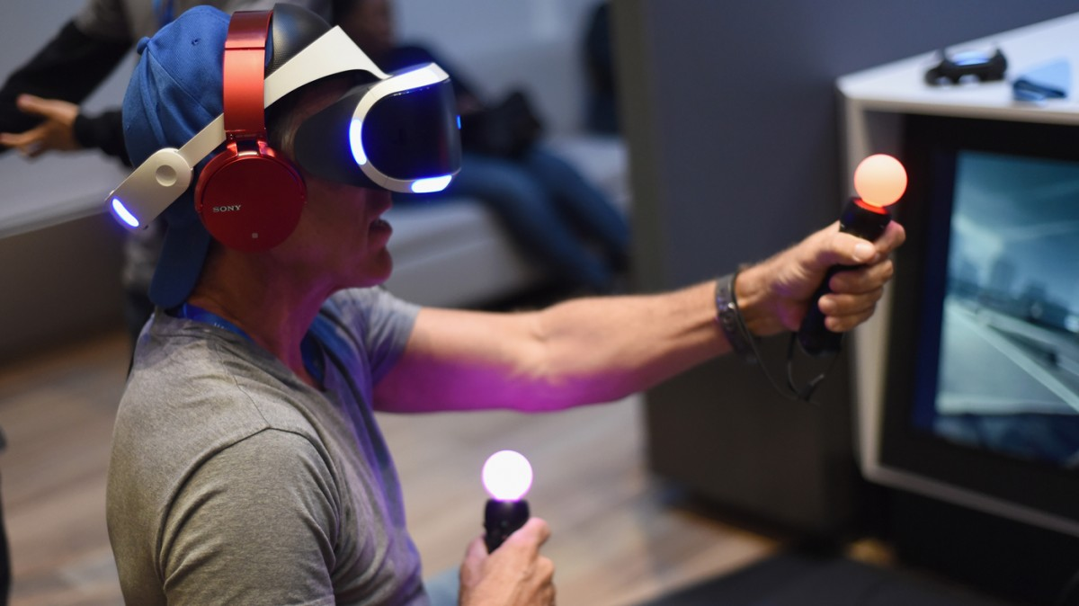 """a study on the potential of virtual reality The guardian - back to home make  a short time in their virtual reality world """"this study presents one of the first ever  the potential for."""