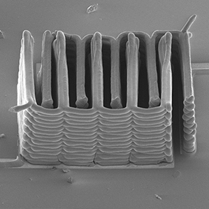 3-D printed lithium-ion battery