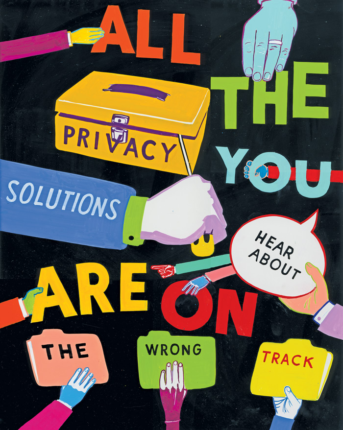 the real privacy problem mit technology review