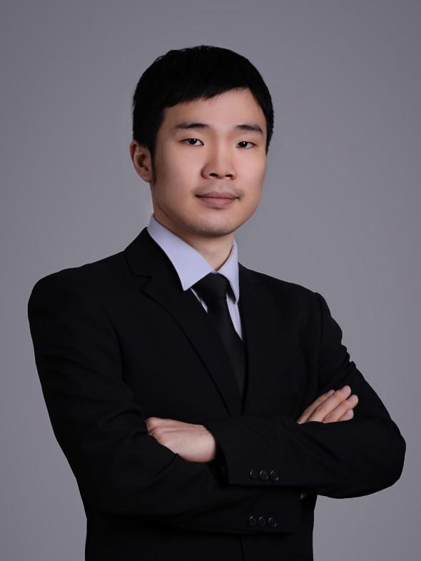 Photograph of Liang Xu