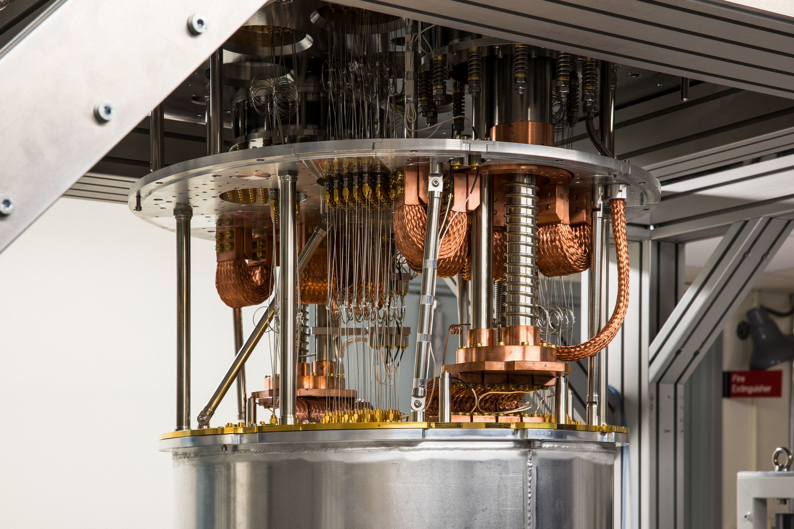 Serious quantum computers are finally here  What are we