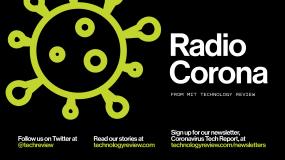 Radio Corona title card