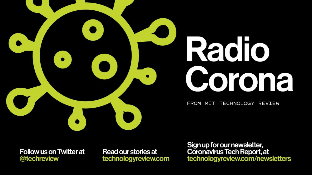 Radio Corona, Apr 7: Nelson Mark on covid-19 and the economy