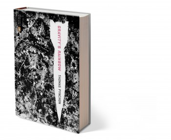 """Gravity's Rainbow"" book"