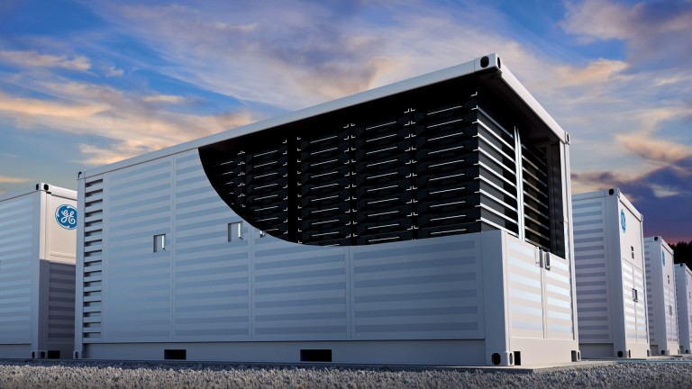 GE's new Reservoir grid battery