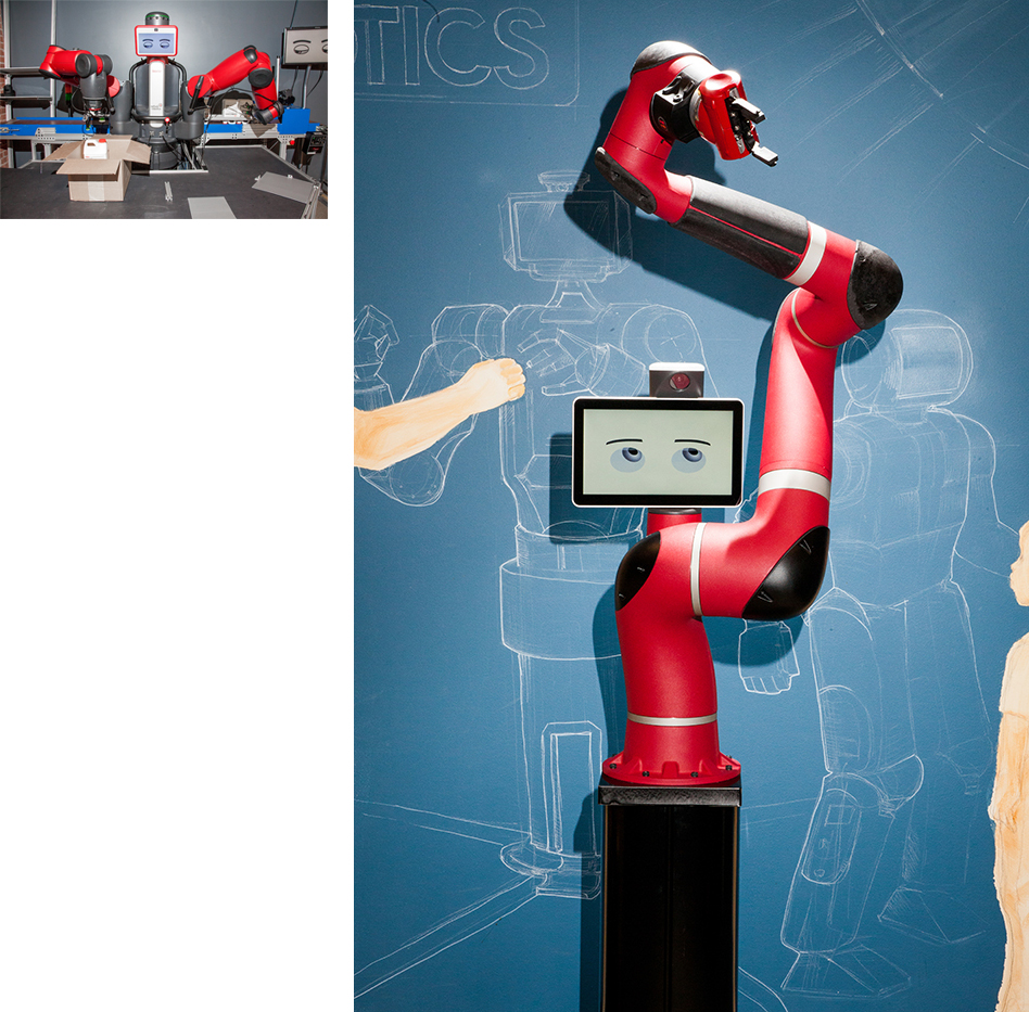 Rethinking the Manufacturing Robot
