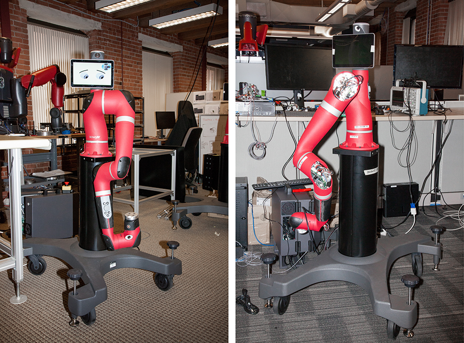 hazards of robots in manufacturing essay Manufacturing robot hazards to nearby humans rethink robotics's mission is to produce a generation of intelligent industrial robots that.