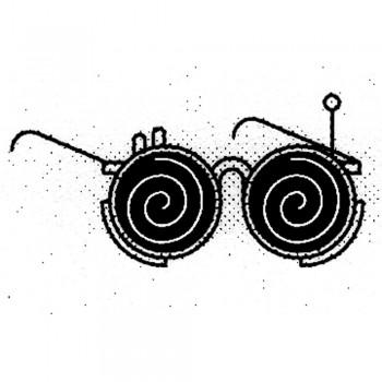"Illustration of mentioned ""active shutter glasses"""