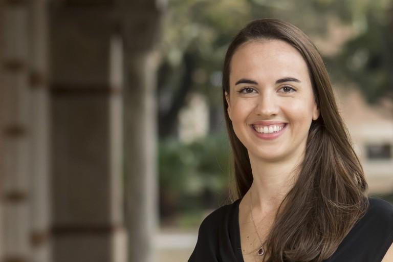 Rice University statistician Dr Genevera Allen