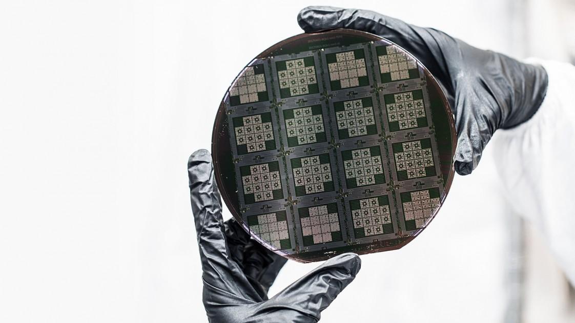 Rigetti's quantum chips