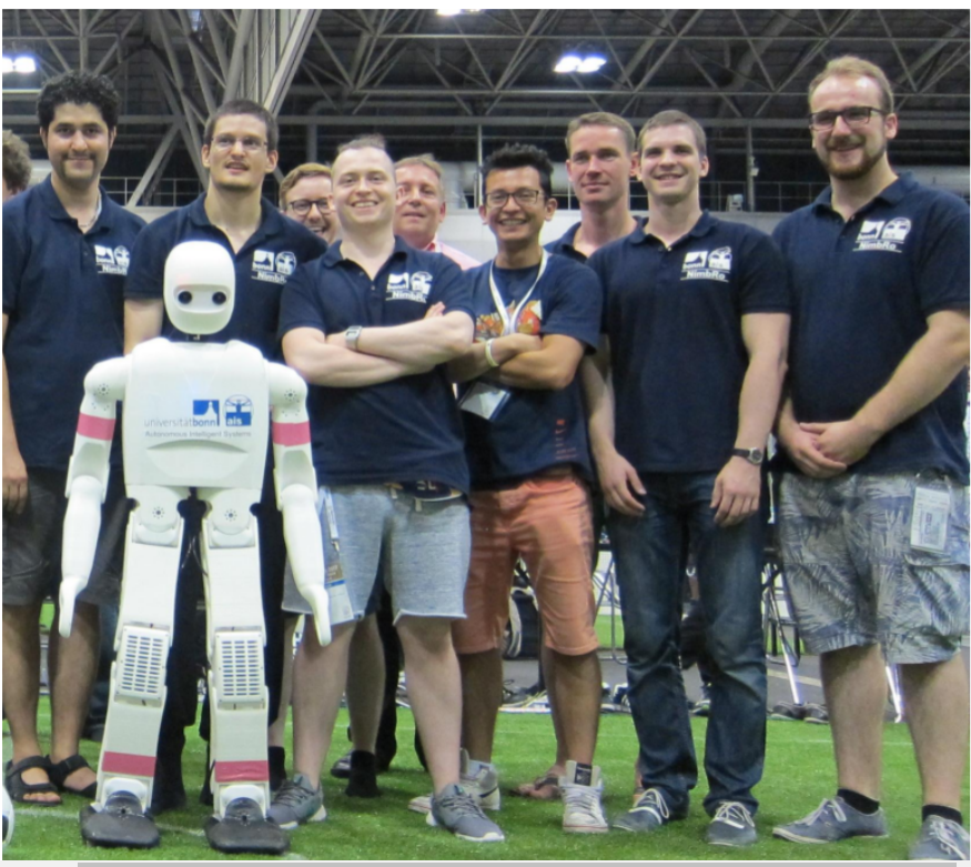 Meet the winner of robotics' World Cup