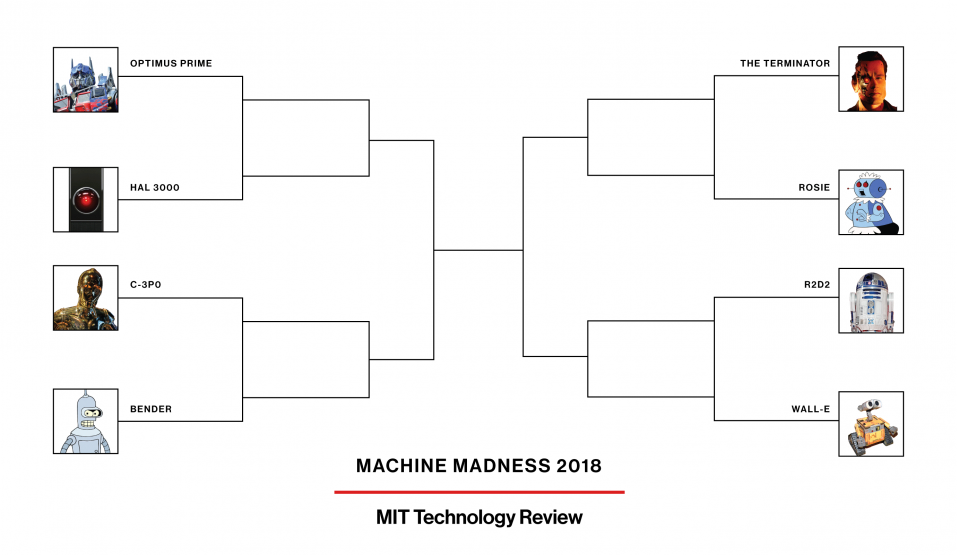 Machines are coming for your March Madness office pool - MIT