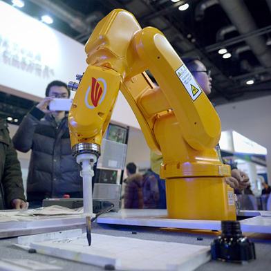China Wants To Replace Millions Of Workers With Robots Mit