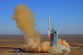 Photo of rocket launch