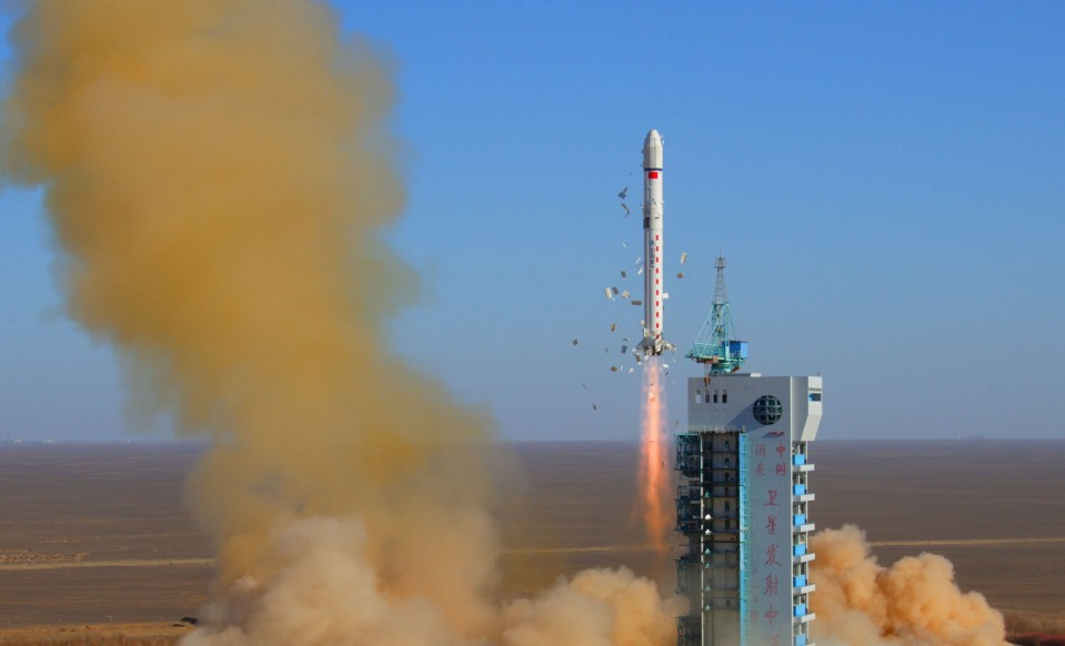 China launched more rockets into orbit in 2018 than any other