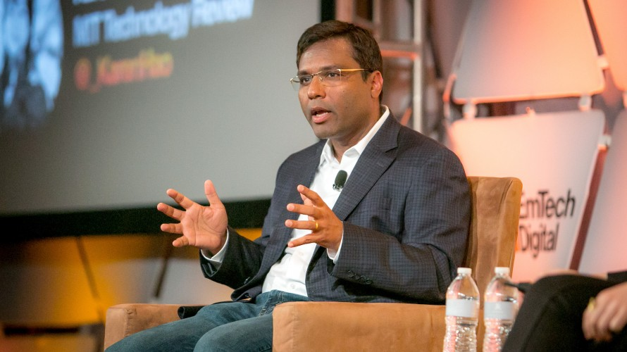 Rohit Prasad, vice president and head scientist of Alexa.