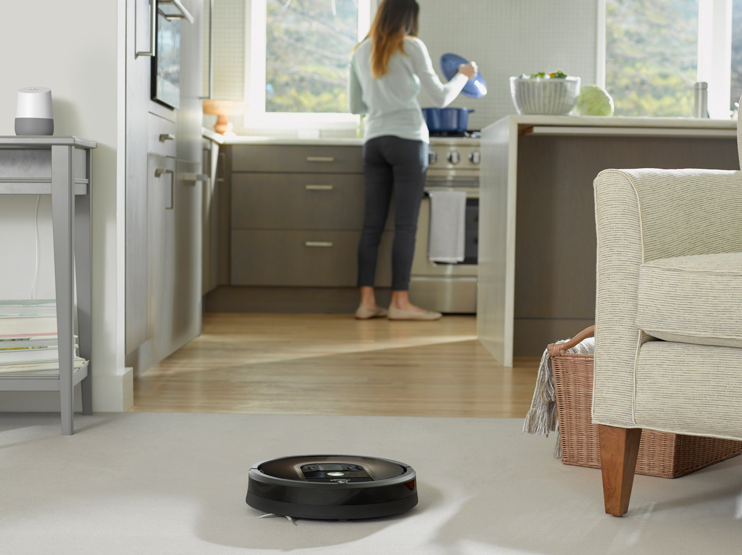 If Youu0027re A Cute Little Robotic Vacuum, Thereu0027s Good Reason To Have A Map  Of The Inside Of Someoneu0027s Home. You Can Be More Efficient When Tidying Up  ...