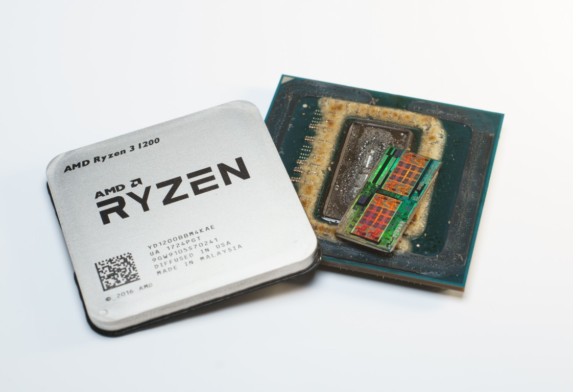 RYZEN Chip from AMD