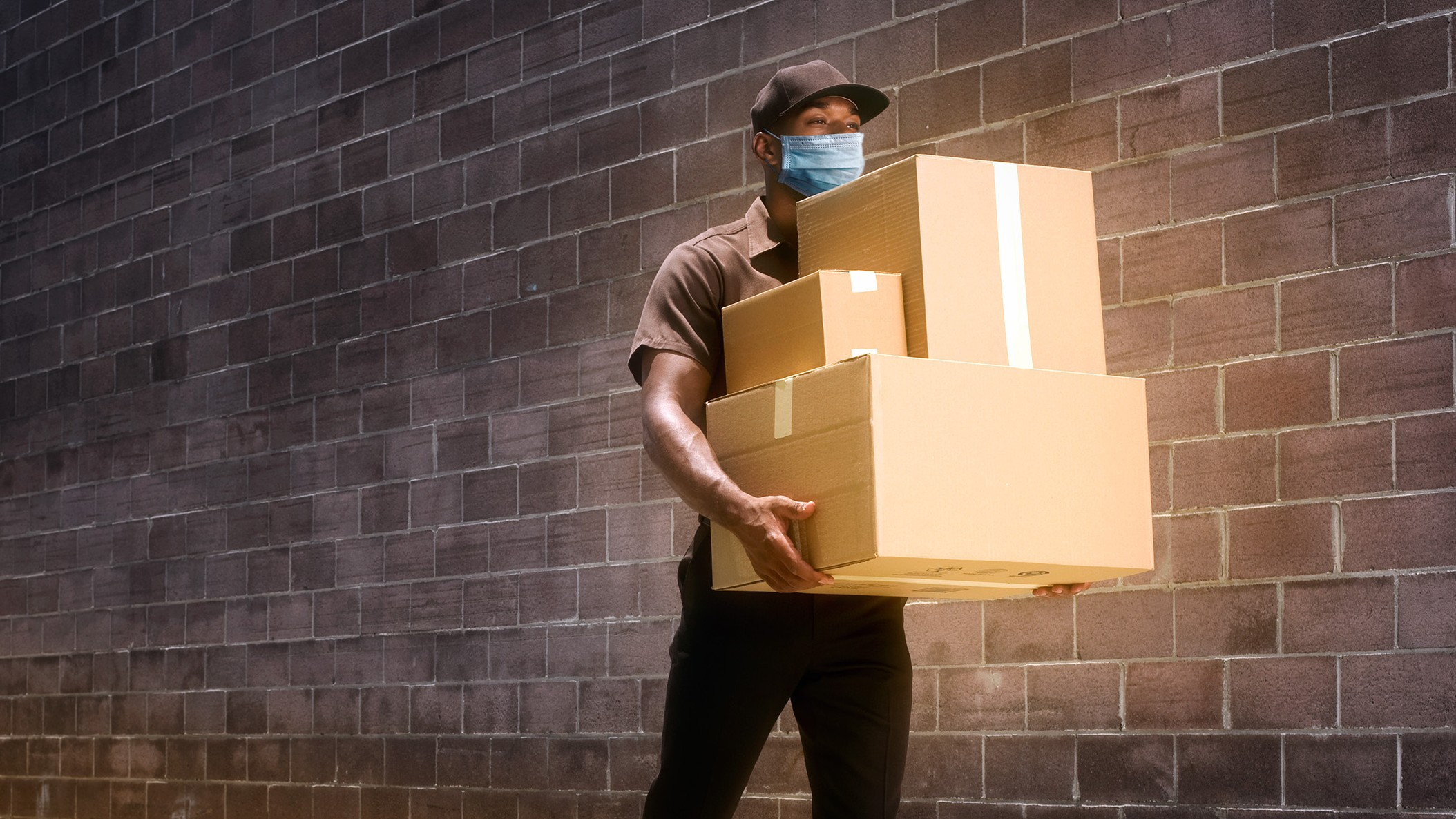 Here's how long the coronavirus can live in the air and on packages