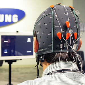 Brainwashing Device Samsung Tests a Galaxy...