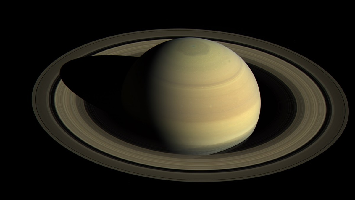 Astronomers have just discovered 20 new moons orbiting Saturn