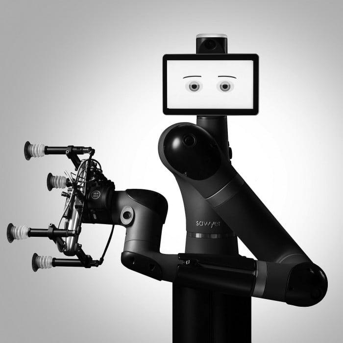 Rethink Robotics' robot Sawyer.